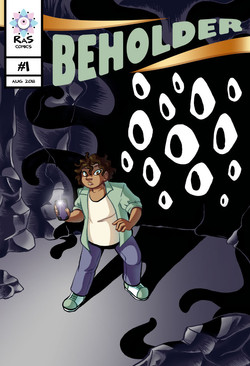 Beholder Issue 1 cover