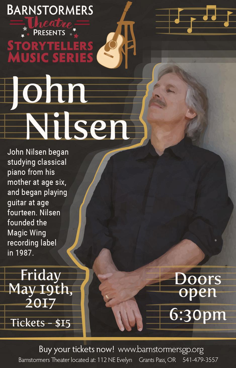 John Nilsen Ad