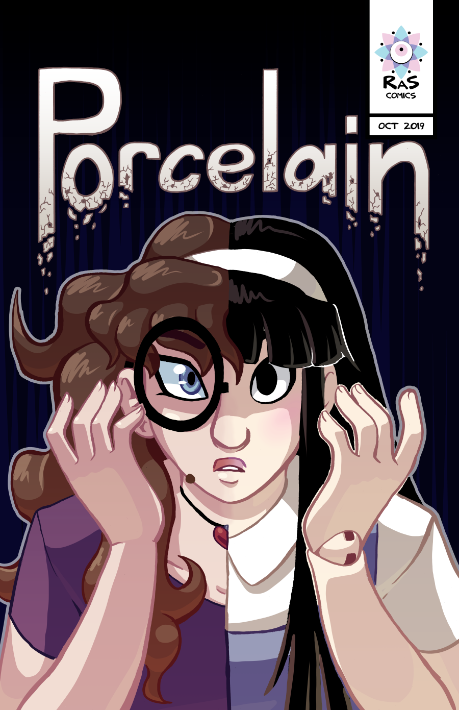 Porcelain Cover