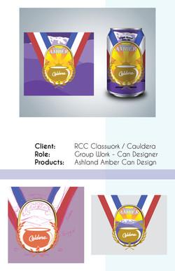 Special Edition Cauldera Can Design