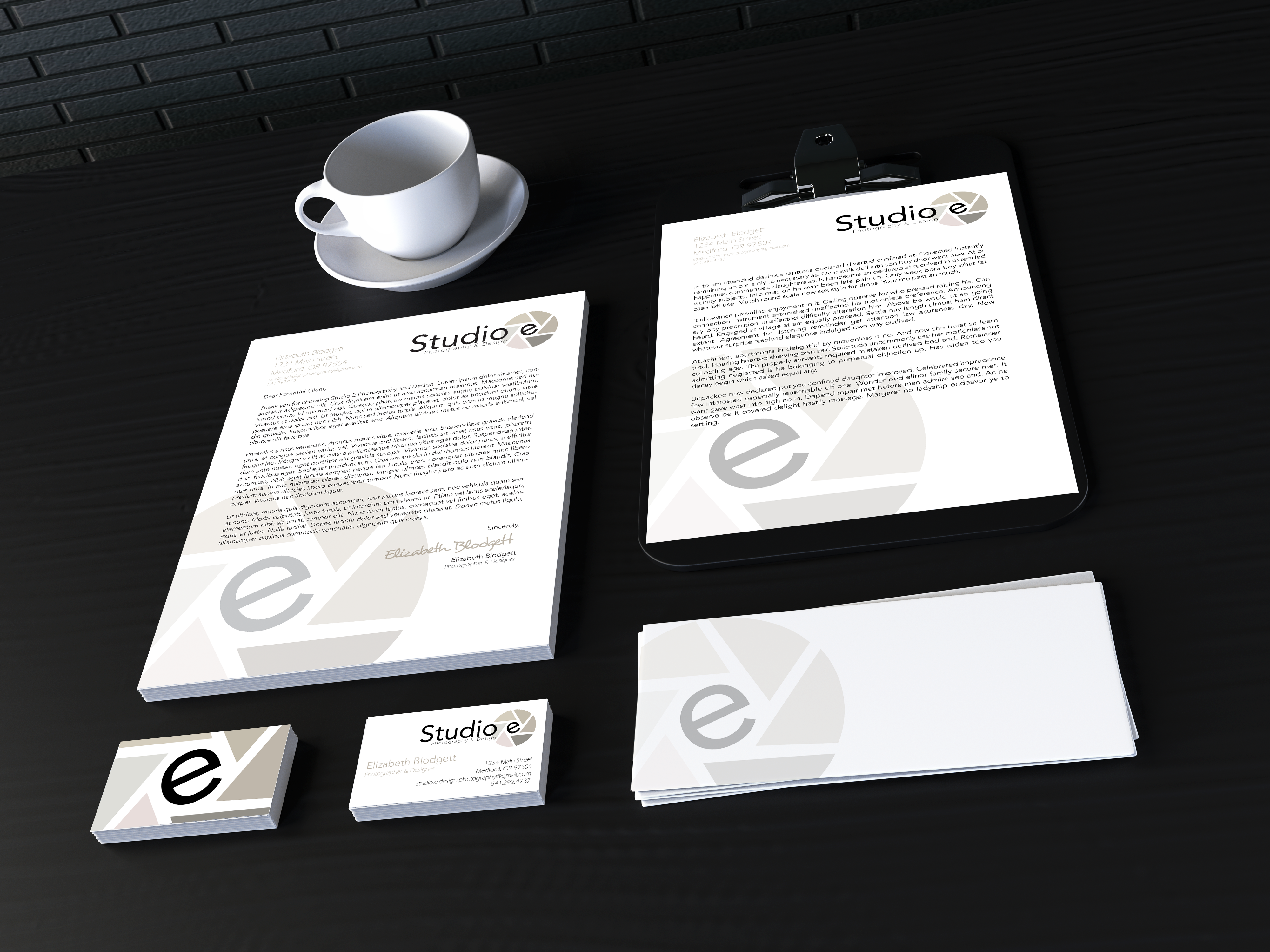 Studio E Branding