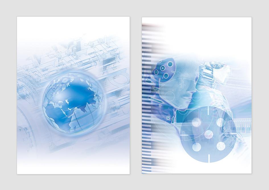 """Titel-Illustrationen der Broschüren zum Thema: """"Verbrennen? Verstromen? Vergessen? Wasserstoff im Auto""""(li.) und """"Testen wir uns zu Tode?"""" (re.)"""