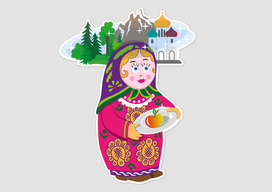 """""""Märchen aus aller Welt"""" - Kinder Hörbücher """"Äpfelchen"""" (Russland)"""
