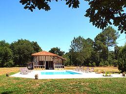 maison landaises ferme location villa vacances