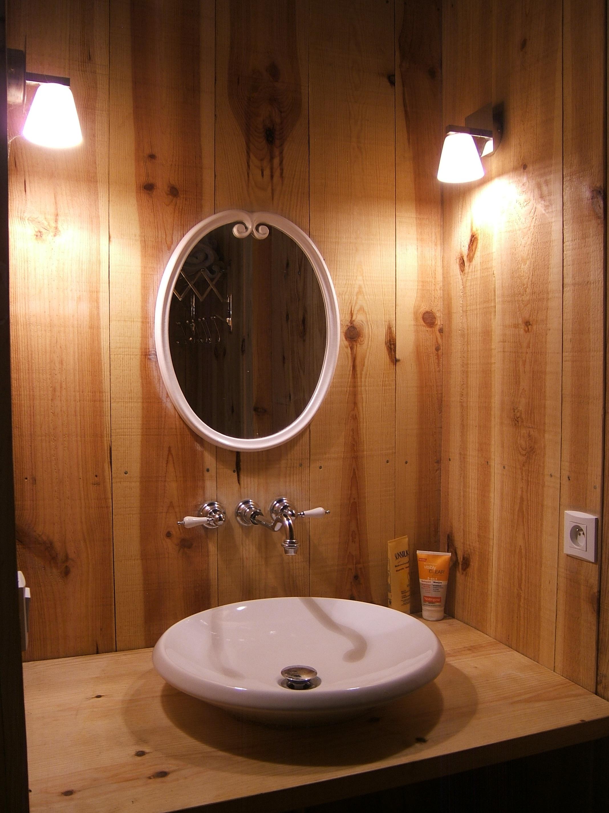 Salle de bain annexe