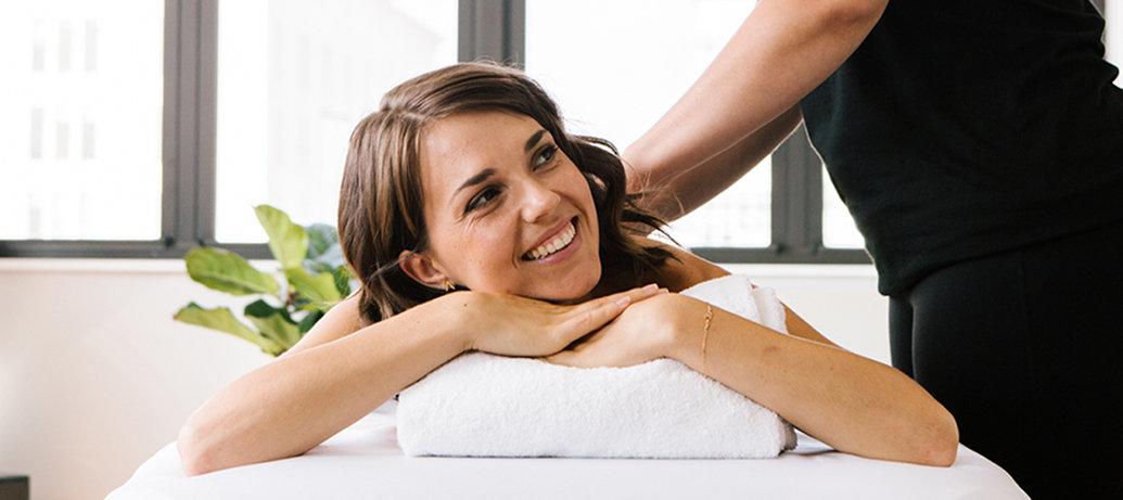 60 Min. Members Custom Massage