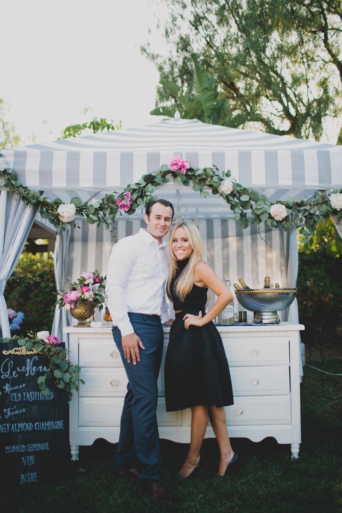 Samantha & Kyle - Engagement Soiree