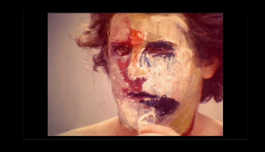 Marcello Nitsche Autorretrato 1976 Vídeo super-8, cor, som (Direção Marcello Nitsche) Edição: Edição 2015 3' 00''