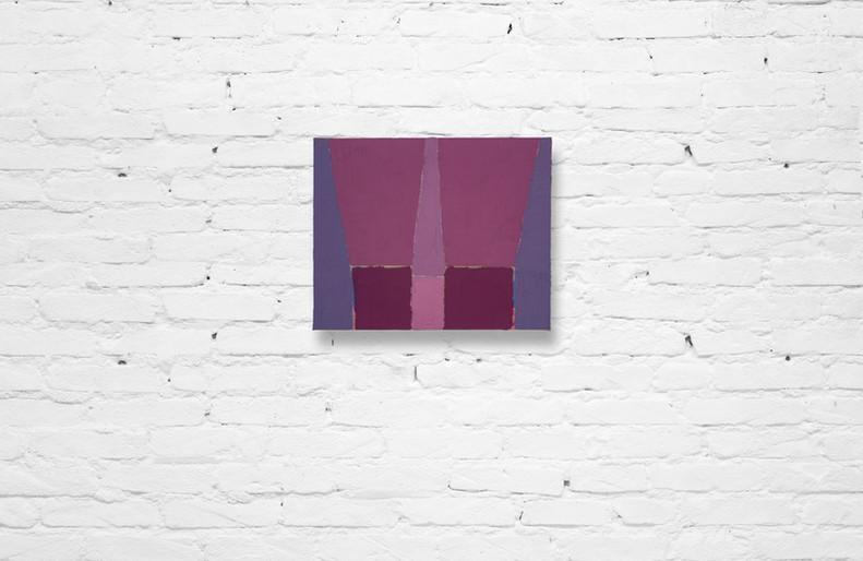 Moracy Almeida Lumen Opacatum  #28, 2020 Linho sobre linho 40 x 50 cm Créditos: Pregnolato & Kusuki Estúdio Fotográfico