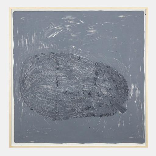 Adriana Moreno Jaca, 2020 Monotipia sobre papel filtro neutro 250g  100x100cm