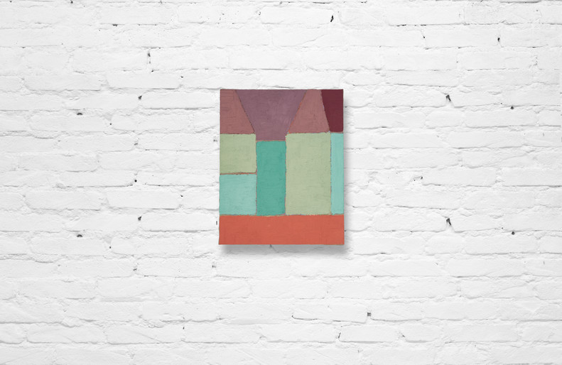 Moracy Almeida Lumen Opacatum  #25, 2020 Linho sobre linho 50 x 40 cm Créditos: Pregnolato & Kusuki Estúdio Fotográfico