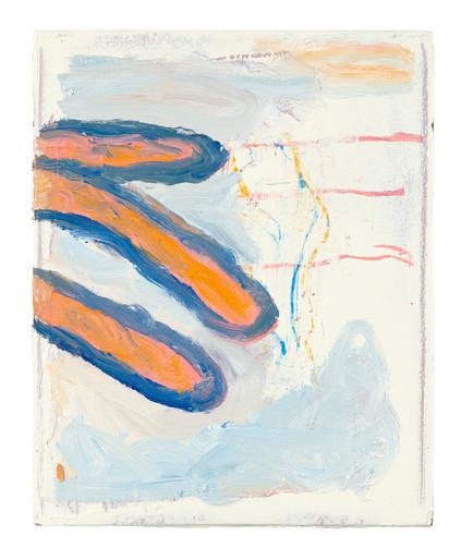 Bruno Dunley Sem Título, 2015 Oleo s tela 30 X 24 cm