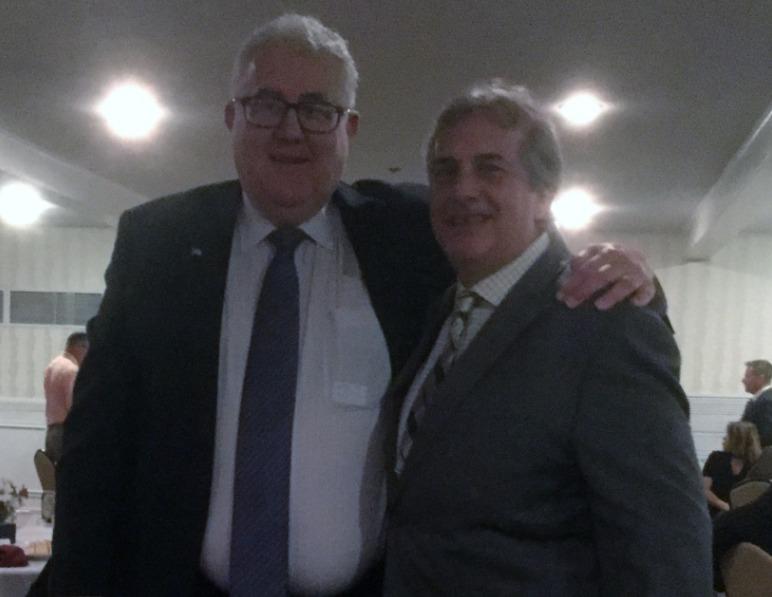 Bob Vermillion & Jeffrey Hallyburton