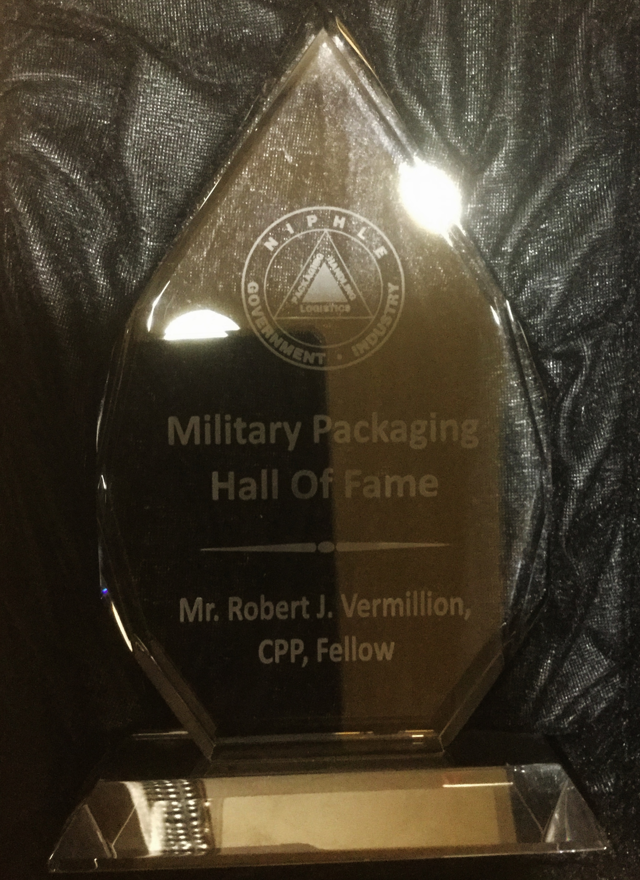Military Packaging Hall of Fame