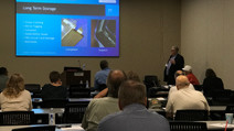 Bob Vermillion,  NIPHLE Featured Speaker: Long Term Storage and the Risk of Antistat Packaging for E