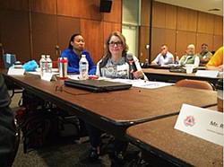 DLA Members in attendance.