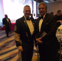 CSM John W. Troxell & J.Hallyburton