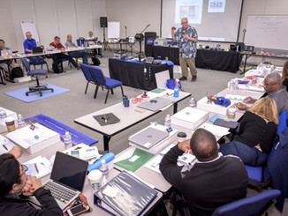 """A Full House for ESD Aerospace & Defense Engineer Certification """"Hands On"""" Training"""