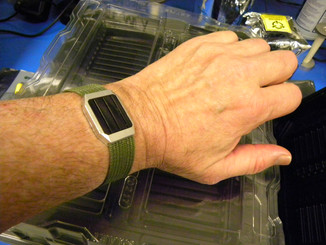 "NASA Advisory Posting Just Released  - ""The Wireless WristStrap"""