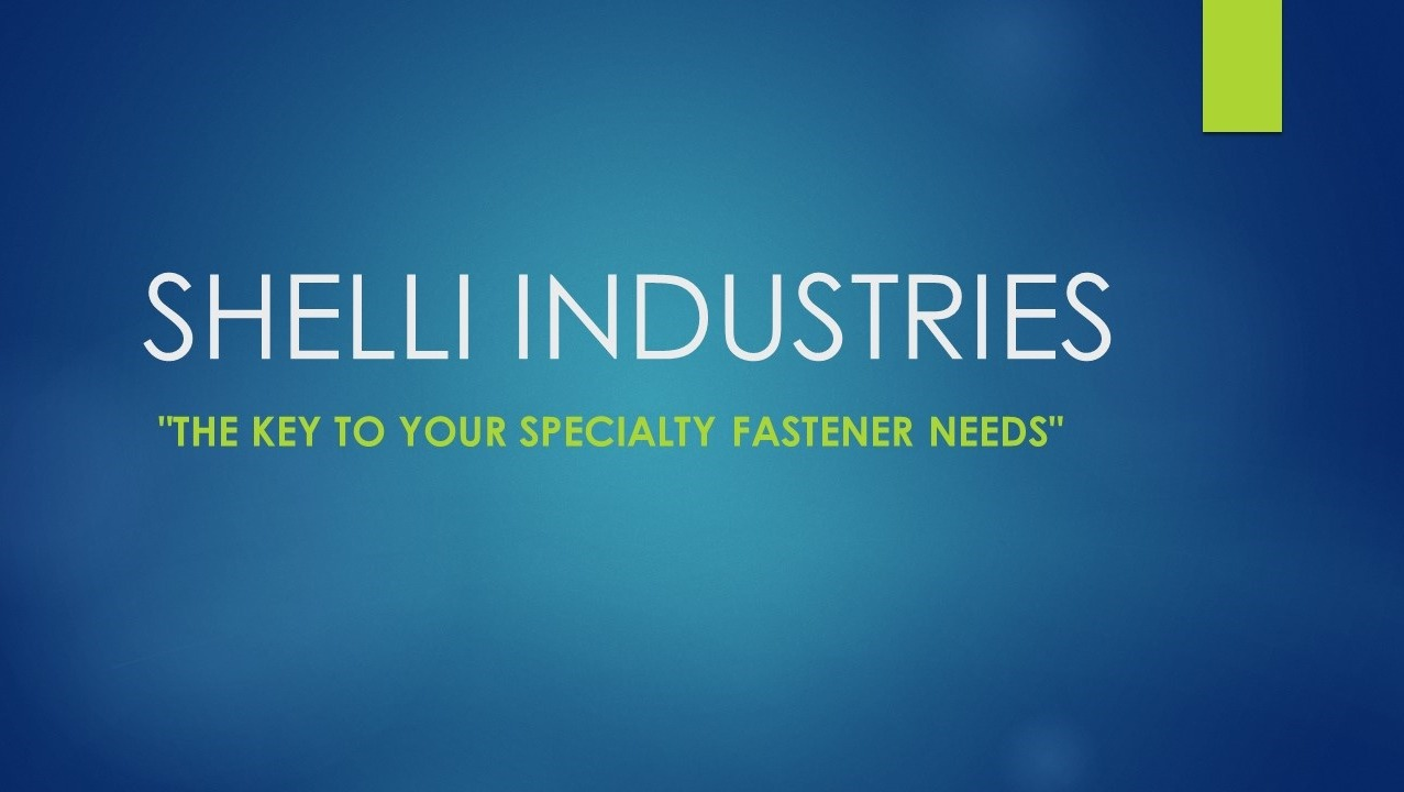 SHELLI INDUSTRIES