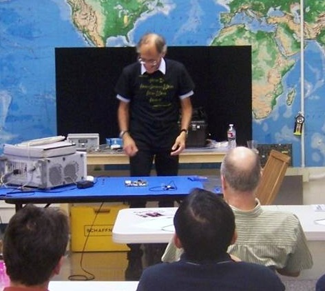 Doug Smith, MSEE CalTech