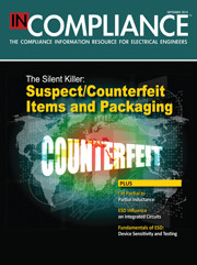 Suspect Counterfeit Products, Materials & Packaging in the Global Supply Chain
