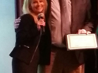 Bob Vermillion, High Tech Veteran Champion,  is Honored Once Again during  2nd Annual Small Business