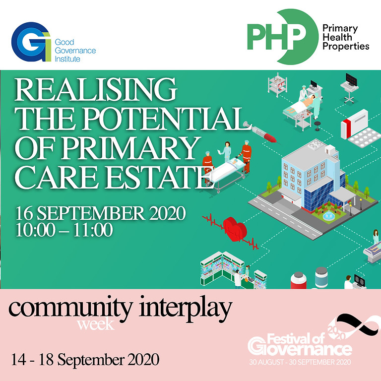 PHP - Realising the potential of primary care estate