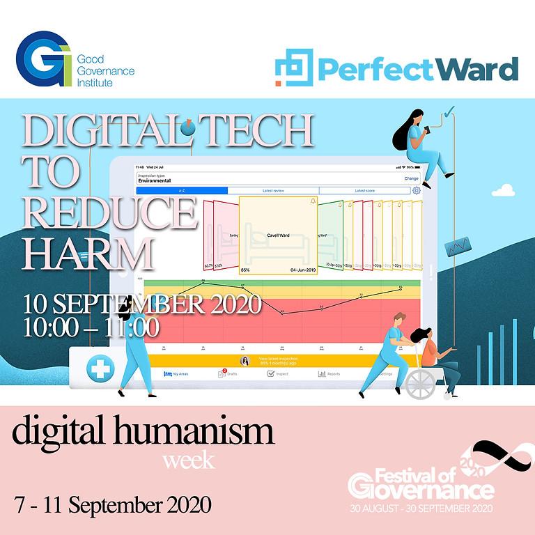 Perfect Ward - using digital tech to reduce harm