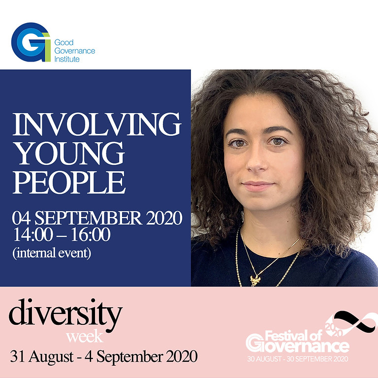Involving young people (internal event)