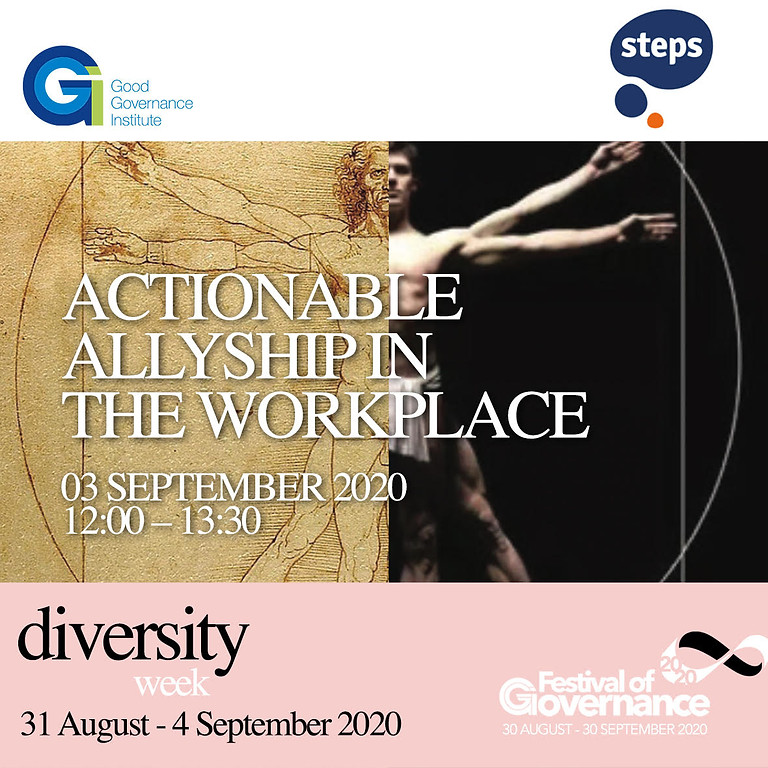 STEPS - Actionable Allyship in the Workplace