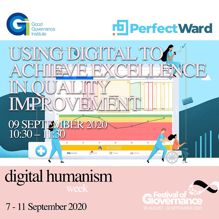 Perfect Ward - Using digital to achieve excellence in quality improvement