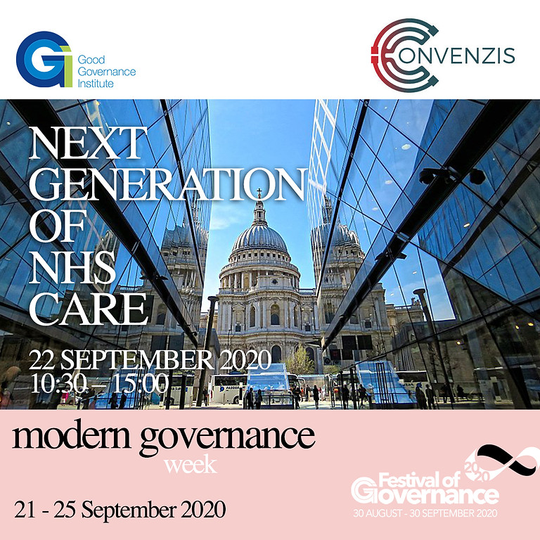 Convenzis - The Next Generation of NHS Care: Healthcare Digital Technology Virtual Conference