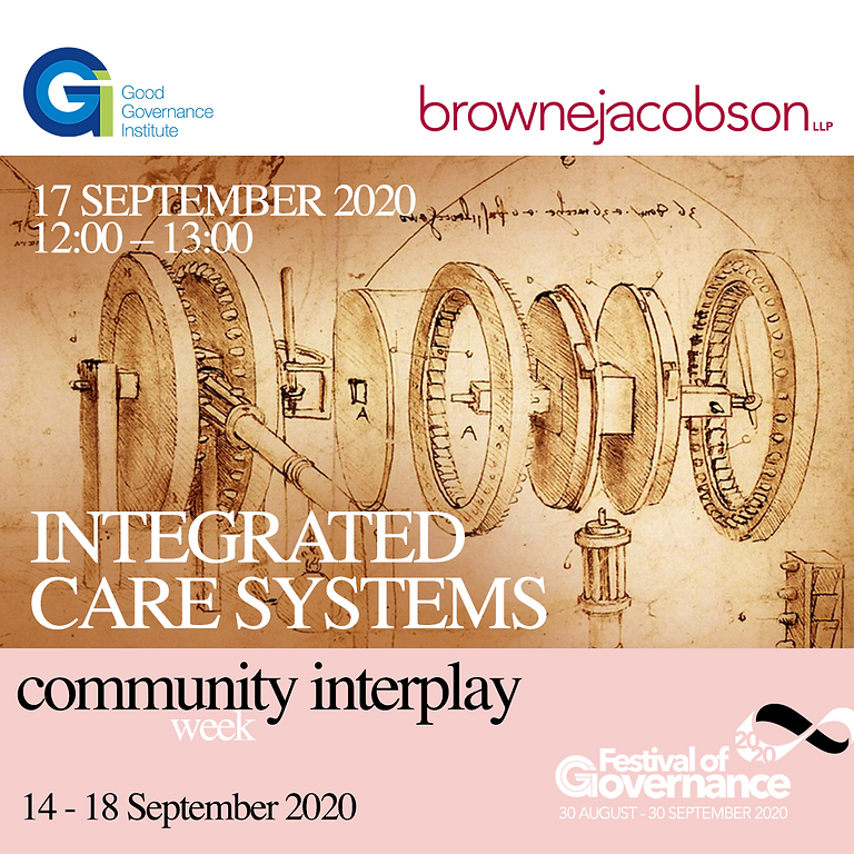 Browne Jacobson – Integrated Care Systems