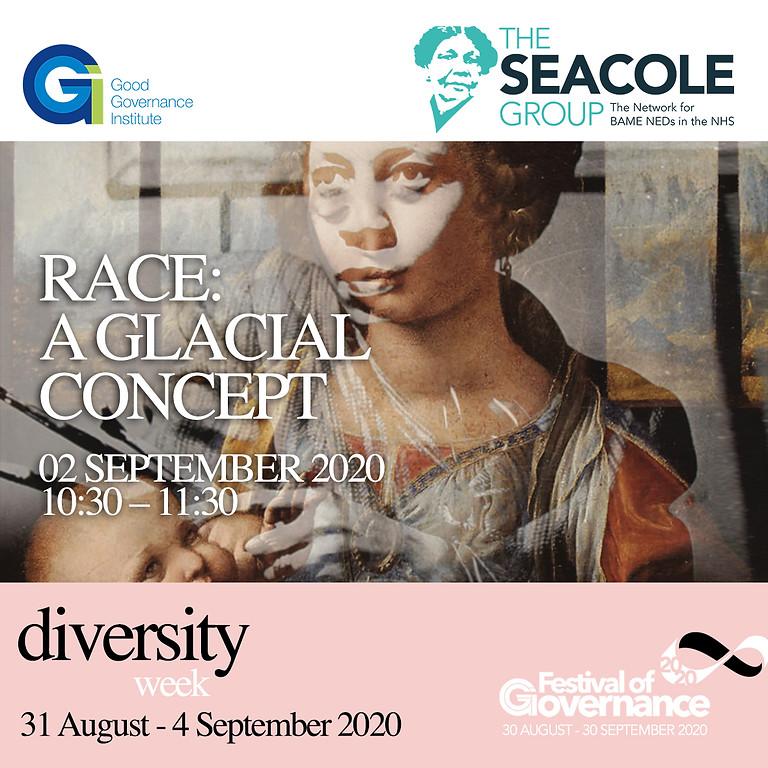 Seacole Group - Race: a glacial concept