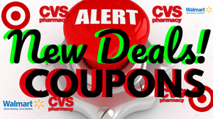 d06878eb764 Watch this Before You Shop! NEW DEALS + COUPONS!