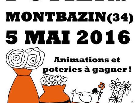 Marché des potiers de Montbazin (34)