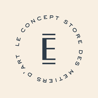 EMPREINTES concept store monogramme beig
