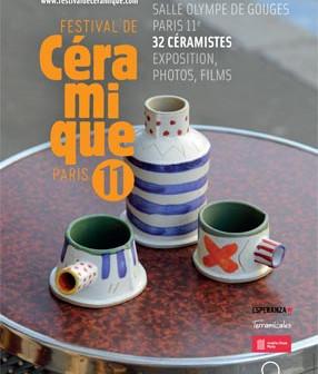 Festival de Céramique du 11 ème