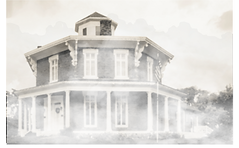 OCTOGON HOUSE FILM GRAIN W FOG.png