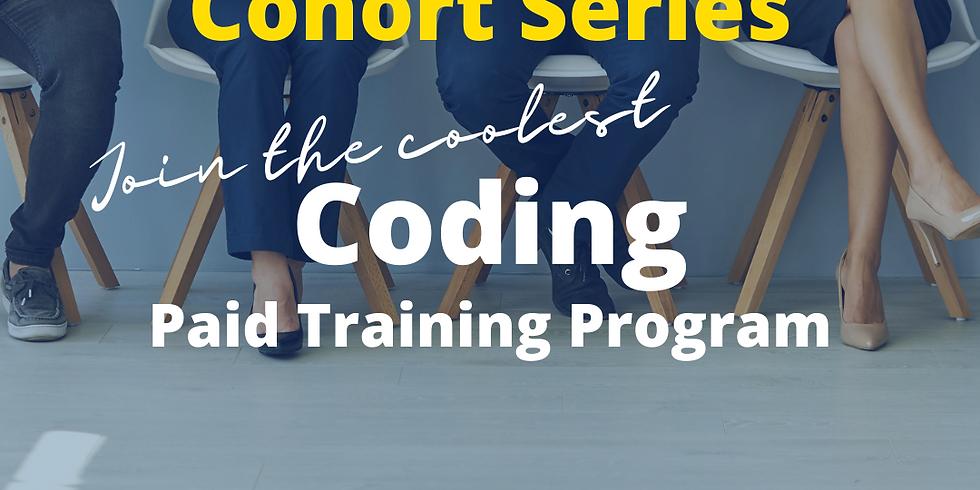 AUTM Cohort Series: Coding Paid Training Program II