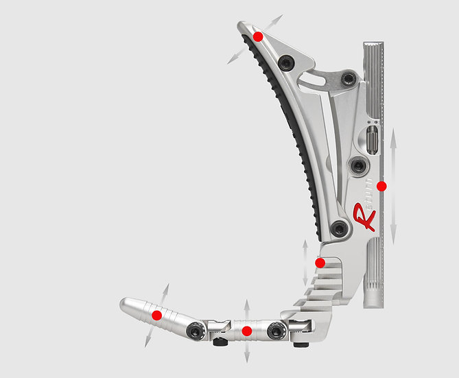 G+E Hook buttplate RETURN - R FN