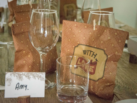 7 Unique Wedding Favours