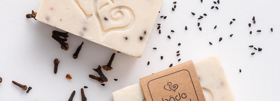 Bade Natural | Canlandırıcı Doğal Sabun