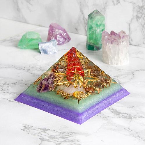 Yıldızlı Piramit