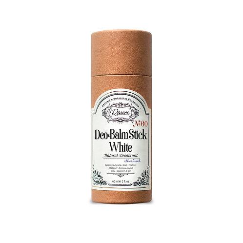 Naturel Deodorant / Deo Balm Stick White