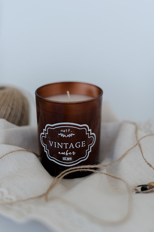 Vintage Serisi - Amber Mum
