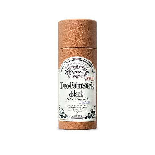 Naturel Deodorant / Deo Balm Stick Black