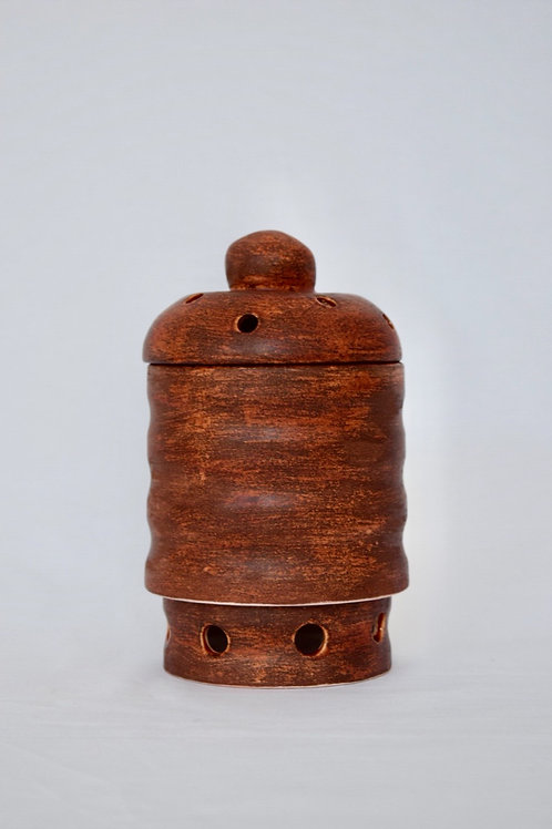 Buhurdan-Tütsülük (Kiremit Eskitme)
