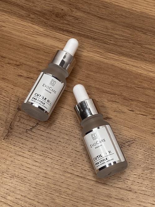 Cuticle Oil, увлажняющее масло для кутикулы с кокосом и лавандой, 12 мл